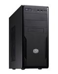 """CM Force 251 (FOR-251-KKN2) черный, без БП, ATX/micro ATX, габаритные размеры: 180 x 416.6 x 429.5 мм, отсеки 5.25"""" - 2 внешних, отсеки 3.5"""" - 1 внешний и 7 внутренних, USB 2.0 x 2"""