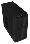 MidiTower Powerman ES726 Black PM-450ATX  U2*2+U3*2+A(HD) mATX