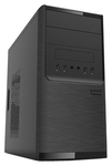 MidiTower Powerman ES701 Black PM-450ATX  U2*2+U3*2+A(HD) mATX
