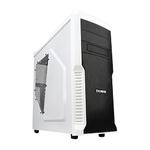 """Корпус Zalman Z3 Plus <белый, Mid Tower, 192x 465 x 430 mm, ATX/Micro ATX, без БП, внешн. 5.25""""х2, внутр. 3.5""""х4, внутр. 5.25""""/3.5""""/2.5"""", USB3.0 x1, USB2.0 x 2, Headph. x1, Mic x1, контроллер вент."""