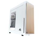 Корпус Zalman R1, ATX Midi Tower, без БП, 192(Ш) x 465(В) x 430(Г) мм, белый, ATX/ Micro ATX/ MINI-ITX, совместим с видеокартами до 360мм, отсеки 5.25х2, 3.5х4, 2.5х1, USB 2.0x2, USB 3.0x1