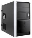 Mini Tower InWin EMR007 500W RB-S500HQ70 H U3.0*2+A(HD) mATX Black/silver