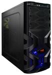 Midi Tower InWin MG136 Black 12V, PSII Size, PCI-E / PCI / AGP Slot x 7, 2*USB2.0, 1*USB3.0 ATX (без блока питания)