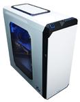 Корпус ZALMAN Z9 NEO, без БП, боковое окно, белый, ATX