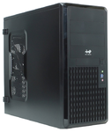 Midi Tower InWin PE689 Black 2*USB 3.0+Fan+Audio+2SATA ATX RACKMOUNT*(без блока питания)