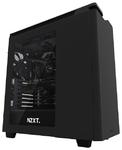 Корпус NZXT CA-H442C-M8 H440 Black ATX, без БП, 2*USB 3.0, 2*USB 2.0