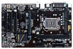 Gigabyte GA-H110-D3 (Socket 1151, intel H110, 2*DDR4, VGA, PCI-Ex16, Gb Lan, Audio, USB 3.0, SATA 3.0, ATX)
