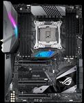 ASUS ROG STRIX X299-XE GAMING, LGA2066, X299, 8*DDR4 , SLI+CrossFireX, SATA3 + RAID, Audio, Gb LAN*1, USB 3.1*11, USB 2.0*4, COM*1 header (w/o cable), ATX ; 90MB0VW0-M0EAY0