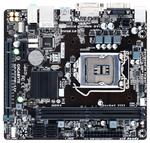 Gigabyte GA-H110M-S2V (Socket 1151, intel H110, 2*DDR4, VGA, DVI, PCI-Ex16, Gb Lan, Audio, USB 3.0, SATA 3.0, mATX) ; GAH11MSV-00-G