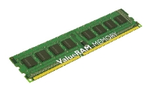 Kingston DDR-III 4GB (PC3-10600) 1333MHz CL9 Single Rank