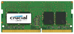 Crucial by Micron  DDR4   4GB 2133MHz SODIMM  (PC4-17000) CL15 DRx8 1.2V (Retail)