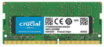 Crucial by Micron  DDR4   8GB 2400MHz SODIMM  (PC4-19200) CL17 DRx8 1.2V (Retail)