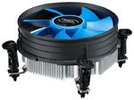 Кулер DEEPCOOL THETA 9 LGA-1150/1156/1155 низкопрофильный высота 46,5mm (45шт/кор, TDP 82W, 92x25мм, 2000об/мин, 22dBa, Push-Pin ) Color BOX