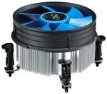 Кулер DEEPCOOL THETA 21 PWM LGA-1150/1155/1156 (45шт/кор, TDP 95W, PWM, 92мм вентилятор, Push-Pin) Color BOX