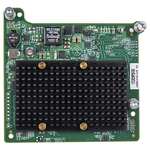 HP QMH2672 16Gb FC HBA, Qlogic-based, Fibre Channel mezzanine card Dual port, 16Gb, for BL cClass Gen8/Gen9/Gen10