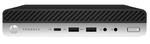 HP ProDesk 600G3 Mini Core i5-7500T,8GB DDR4-2400 (1x8GB),256GB SSD,USB kbd/mouse,Stand,Intel AC 2x2 BT,VGA,Win10Pro(64-bit),3-3-3 Wty