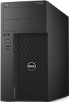 DELL Precision 3620 MT i7-7700 (3,6GHz),16GB (2x8GB) DDR4,512GB SSD,Intel HD 630,W10 Pro,MCR, TPM,DVD,3 years NBD