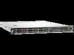Proliant DL120 Gen9 E5-2630v4 Hot Plug Rack(1U)/Xeon10C 2.2GHz(25Mb)/1x8GbR1D_2400/H240(ZM/RAID 0/1/10/5)/noHDD(8)SFF/noDVD/iLOstd(no port)/3HSFans/2x1GbEth/Thumb/EasyRK/1x550W(NHP)