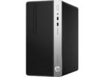 HP Bundle ProDesk 400 G4 MT Core i5-7500,4GB DDR4-2400 DIMM (1x4GB),500GB 7200 RPM,DVDRW,USBkbd/mouse,FreeDos,1-1-1 Wty + Monitor HP V213