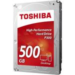 """Toshiba Desktop P300 3.5"""" HDD SATA-III     500Gb, 7200rpm, 64MB buffer"""