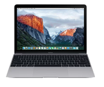 Apple 12-inch MacBook: 1.3(up to 3.2)GHz Intel Dual-Core i5, 8GB, 512GB SSD, Intel HD Graphics 615, Space Gray