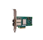 DELL Controller HBA FC QLogic 2562 Dual Port, 8Gb Fibre Channel, 2xTranceiver LC connectors Low Profile (analog 406-10471)
