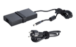 Power Supply and Power Cord  European 130W AC Adapter (3-pin) (Latitude E5440/E5540/E6440/E6540/E7240/E7440/Precision M2800)