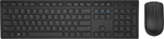 Wireless Keyboard and mouse Dell KM636 (черная)