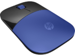 Mouse HP Z3700 Wireless Dragonfly Blue cons