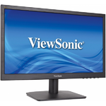 "Viewsonic 18.5"" VA1903A LED, 1366x768, 5ms, 90°/65°, 200 cd/m, 600:1, D-Sub, Black"