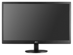 "19,5"" AOC E2070SWN  1600x900 TN LED 16:9 5ms VGA 10M:1 90/60 200cd Black"