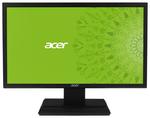 """ACER 24"""" V246HLbd LED,  1920x1080, 5 ms, 170°/160°, 16,7mln, 250 cd/m, 100 Mln:1, D-Sub, DVI, Black (repl.UM.FV6EE.002)"""