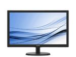 "21,5"" Philips 223V5LSB2 1920x1080 TN LED 16:9 5ms VGA 10M:1 90/65 200cd Black/"
