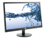 "21,5"" AOC E2270SWHN 1920x1080 TN LED 16:9 5ms VGA HDMI 20M:1 90/65 200cd Black"