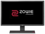 """BENQ 27"""" RL2755 Zowie TN LED 16:9, 1920x1080, 2ms, 300cd/m2, 12M:1, 170/160, D-Sub, DVI, 2*HDMI, Speaker Dark Grey"""