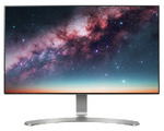 "LG 23.8"" 24MP88HV-S IPS LED, 1920x1080, 5ms, 250cd/m2, 5Mln:1, D-Sub, HDMI*2, колонки, Silver"