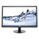 "24"" AOC E2460SH 1920x1080 TN LED 16:9 1ms VGA DVI HDMI 20M:1 170/160 250cd Speakers Black"