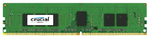 Crucial by Micron DDR4    4GB (PC4-17000) 2133MHz ECC Registered SR x8, 1.2V CL15 (Retail) (Analog Micron MTA9ASF51272PZ-2G1B1