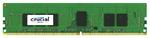 Crucial by Micron DDR4    4GB (PC4-17000) 2133MHz ECC Registered SR x8, 1.2V CL15 (Retail) (Analog Micron MTA9ASF51272PZ-2G1B1