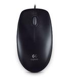 Logitech B100 Optical Mouse, USB, 800dpi, Black, [910-003357]