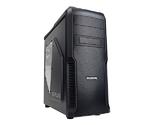 """Корпус Zalman Z3 Plus черный, Mid Tower, 192x 465 x 430 mm, ATX/Micro ATX, без БП, внешн. 5.25""""х2, внутр. 3.5""""х4, внутр. 5.25""""/3.5""""/2.5"""", USB3.0 x1, USB2.0 x 2, Head (существенное повреждение коробки)"""