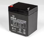 IRBIS VRLA-AGM battery general purpose/for UPS - BLP12-5.0, 12V/5AH, F1 terminal