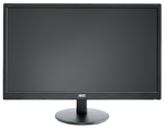 "23,6"" AOC M2470SWH 1920x1080 MVA LED 16:9 5ms D-Sub 2*HDMI 50M:1 178/178 250cd Speakers Black"