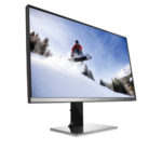 "25"" AOC Q2577PWQ 2560x1440@60Hz IPS W-LED 16:9 5ms D-Sub DVI HDMI MHL DP 50M:1 178/178 350cd Speakers HAS Pivot Silver-Black"
