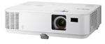 NEC projector V302X DLP, 1024x768 XGA, 3000lm, 10000:1, mini D-Sub, HDMI, RCA, RJ-45, Lamp:6000hrs