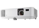 NEC projector V332X DLP, 1024x768 XGA, 3300lm, 10000:1, mini D-Sub, HDMI, RCA, RJ-45, Lamp:6000hrs