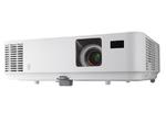 NEC projector V332W DLP, 1280x800 WXGA, 3300lm, 10000:1, mini D-Sub, HDMI, RCA, RJ-45, Lamp:6000hrs