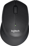 Logitech Wireless Mouse M330 SILENT PLUS, Black, [910-004909]