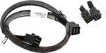 Adaptec ACK-I-HDmSAS-HDmSAS-0.5M (2282200-R) Кабель SAS внутр., 50см., разъемы SFF8643 -to- SFF8643