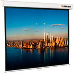 Экран настенный Master Picture  16:10 (129x200), рабочая область (119x190), MW FiberGlass